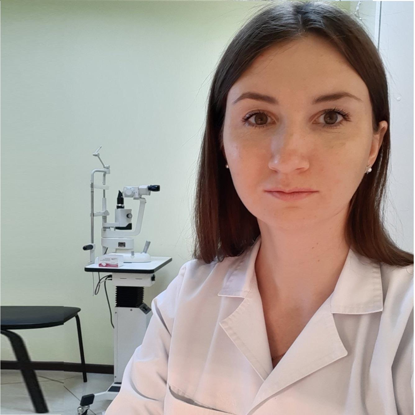Демидова Елена Игоревна