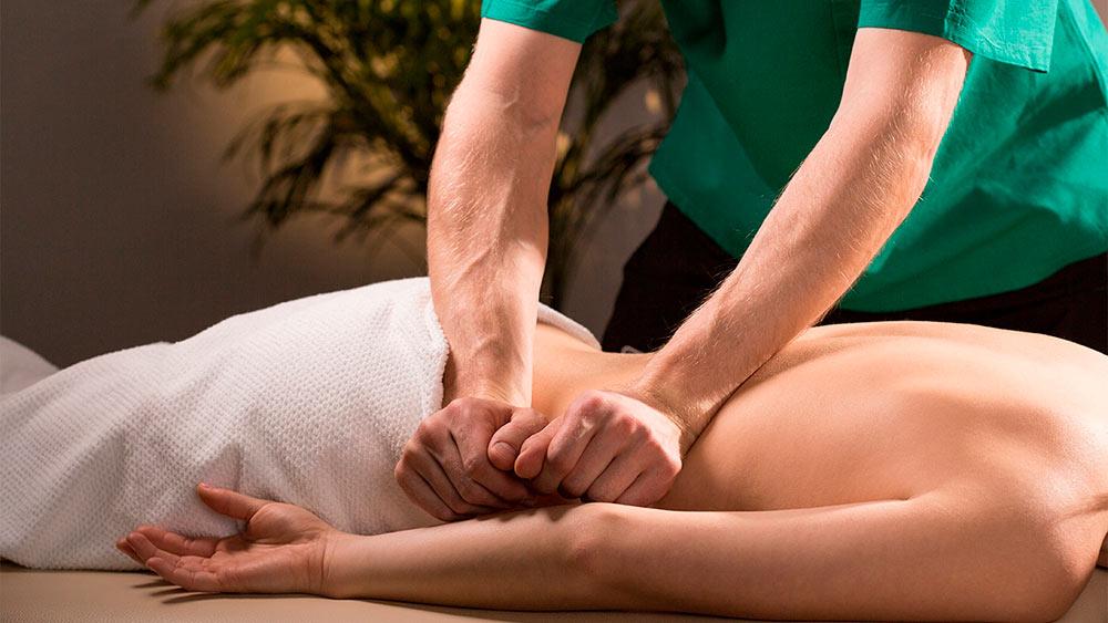 Лечебный массаж в Брянске